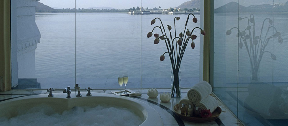 Taj Lake Palace Grand Royal Suite