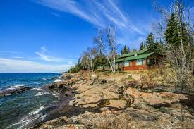 vacation rental home lake superior